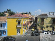 Old Cartagena Colombia #Cartagena #Colombia #travel