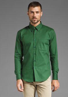 NAKED & FAMOUS DENIM  Slim Shirt