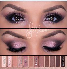 Cute for brown eyes