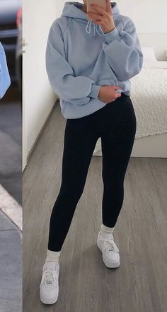 Cute Simple Outfits, Cute Lazy Outfits, Teen Girl Outfits, Basic Outfits, Sporty Outfits, Teen Fashion Outfits, Trendy Outfits, Cute Casual Outfits For Teens, College Girl Outfits