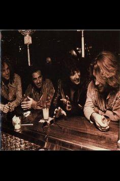 David, Tico, Richie & Jon...Bon Jovi