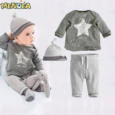 Sports Suit (T-shirt + pants ) 3pcs sets