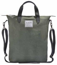 Souve - TOTE BAG green