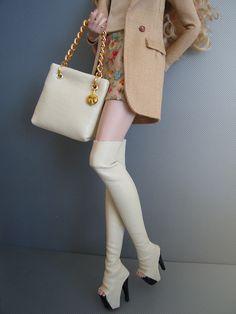 Boots and Handbag: habilisdolls.com | Flickr - Photo Sharing!