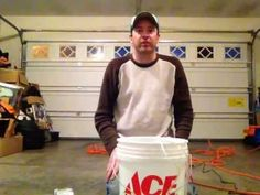 In this episode Clint from Garden Frugal will walk you through the steps to make yourself a great compost tea brewer. For under $30, using an ACE Hardware 5 ... Compost Tea Brewer, Garden Compost, Gardening, Red Wigglers, Micro Farm, Farms Living, Ace Hardware, Brewing Tea, Urban Farming