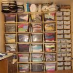 Fabric and Notion Organizational Cubbies - Debbie Colgrove, Licensed to About.com