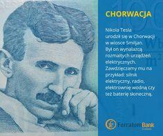 Chorwacja. Tesla