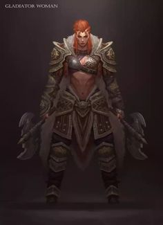 Artwork Fantasy, 3d Fantasy, Fantasy Armor, Fantasy Women, Fantasy Girl, Dark Fantasy, Dungeons And Dragons Characters, Dnd Characters, Fantasy Characters