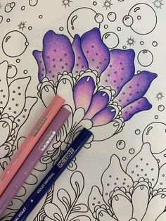Coloring Book Art, Coloring Tips, Colouring Pages, Adult Coloring Pages, Colored Pencil Artwork, Coloured Pencils, Color Pencil Art, Colored Pencil Techniques, Colouring Techniques