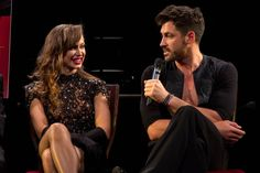 Photo Coverage: Salsa Star Luis Enrique Joins FOREVER TANGO!