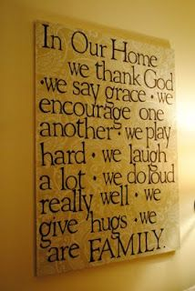 For my bare wall!  Love this!