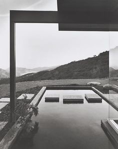 Image 10 of 14 from gallery of Julius Shulman Singleton House, 1960 Los Angeles, CA / Richard Neutra, architect © Julius Shulman Richard Neutra, Albert Frey, Blog Architecture, California Architecture, Pierre Koenig, Tamizo Architects, John Lautner, Modernisme, Palm Springs