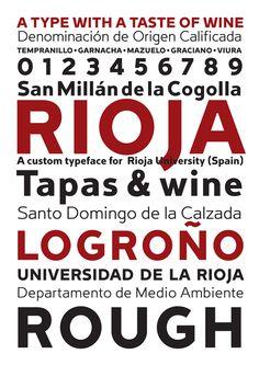 Rioja by Andreu Balius, via Behance