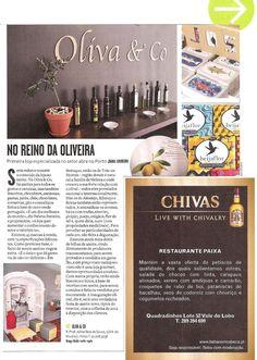 Artigo Revista Visão.