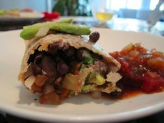 Fast Food - The Quickest Organic Burrito You'll Ever Make - Food Babe