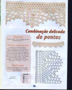 CROCHE VARIADO - Ana Paula Lucas Guimaraes - Álbuns da web do Picasa