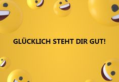#sprüche #glücklich #optimistisch #lachen #gesundheit #positiveeinsteluung Movies, Movie Posters, Merry, Inspirational, Drinks, Eat, Healing, Laughing, Health