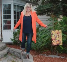 orange shein blazer with leopard boots 4 Orange Blazer, Leopard Boots, Fashion Boards, Daily Pictures, Top Of The World, Stylish Dresses, How To Look Pretty, My Outfit, Your Style