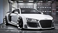 Audi R8 Bodykit von Regula Tuning #Nobelio #Luxusauto #Luxurycar #Supercar #Sportwagen #Traumauto #AudiR8 #RegulaTuning #Tuning