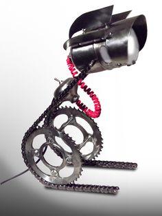 Bike Light, Lamp.