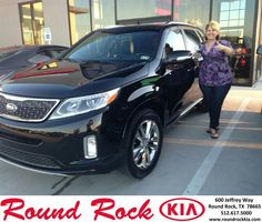 https://flic.kr/p/DHbWsh | Happy Anniversary to Barry on your #Kia #Sorento from Greg Galindo at Round Rock Kia! | deliverymaxx.com/DealerReviews.aspx?DealerCode=K449