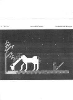 """'Fax & Frankering for Folket'  Original """"In the name of the sword"""" C64 demo."""