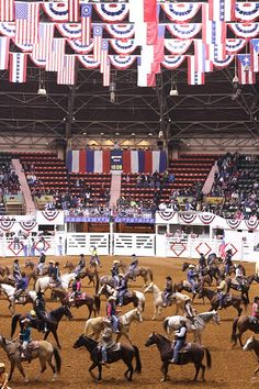 Fort Worth Stock Show and Rodeo.