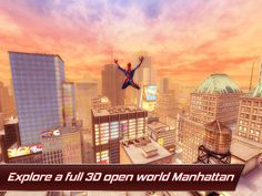 Top iPhone Game #120: The Amazing Spider-Man - Gameloft by Gameloft - 04/22/2014