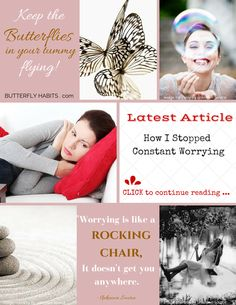 HOW I STOPPED WORRYING CONSTANTLY ... #love #stress #health #wellness #marriage