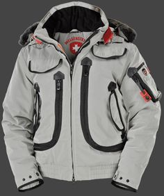 Wellensteyn Rescue Jacket, HeavyAirTec, Moonstone                                                                                                                                                                                 More