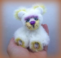 Small ours miniature / Small miniature bear