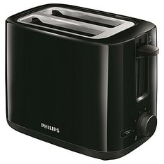 Philips 91 Daily Collection Toaster - Black for sale online