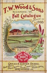 Details - Fall catalogue : grass & clover seeds, seed grains, forage plants; bulbs, vegetables, flower seeds; fertilizers, etc. / - Biodiversity Heritage Library