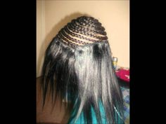 HOW TO DO A FULL SEW-IN WEAVE