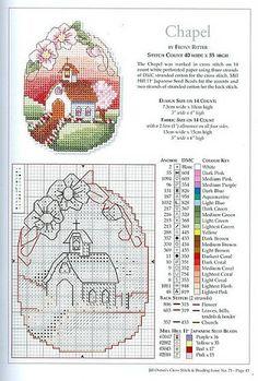 Huevos en punto de cruz - Ana Ortiz de Valles - Picasa Web Albums