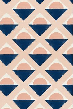 ideas flowers print pattern textile design for 2019 Geometric Patterns, Graphic Patterns, Color Patterns, Print Patterns, Graphic Design, Geometric Shapes, Simple Geometric Pattern, Geometric Graphic, Geometric Fabric