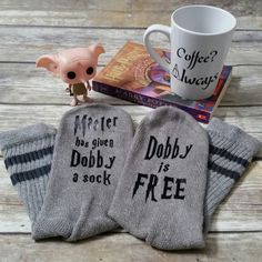 I love the sockes and the cup!