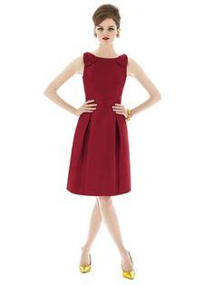 Alfred Sung D626 Bridesmaid Dress | Weddington Way
