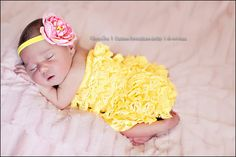 This newborn outfit is too cute for words ♥