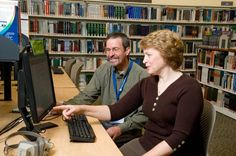 Page 26. Including social media, you also find other ways to integrate current technology with your library. Your skills grow and you start an internet and technologies class for patrons. It's very popular! The day is over, and it's time to head home. Go to page 53.