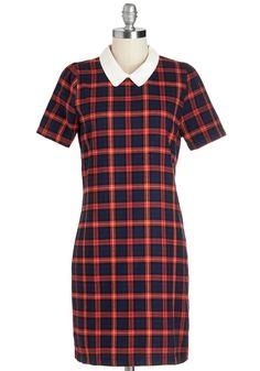 Two Truths and a Library Dress   Mod Retro Vintage Dresses   ModCloth.com