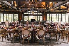 Baroque Autumn Wedding with Deep Wine Tones in North Carolina ...