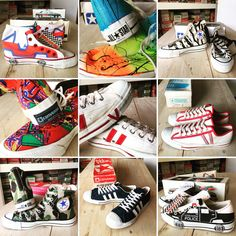 Blog再開 | American Vintage Converse Vintage, Converse Chuck Taylor High, Chuck Taylors High Top, High Top Sneakers, American, Style, Swag, Outfits