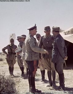 The German Afrika Korps (German: Deutsches Afrikakorps), or just the Afrika Korps, was the German expeditionary force in Libya and Tunisia during the North African Campaign of World War II. Pin by Paolo Marzioli