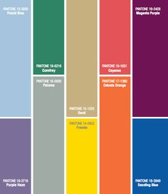 Spring 2014: A Confident and Versatile Palette