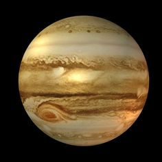 According to a pair of astrophysicists, it may literally rain diamonds on Jupiter and Saturn. (We totally thought this only happened at Kanye West's house.