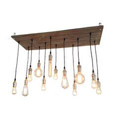 Light Bulb Moment Chandelier