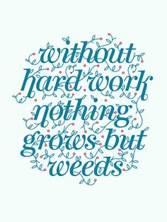 Nothing Grows But Weeds Art Print