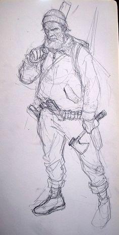 Karl Kopinski sketch