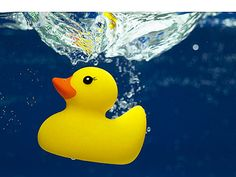 Rubber duck. (Photo on fStop by Caspar Benson) #photography #water